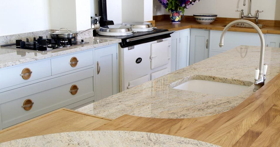 Natural Stone Kitchen Worktops