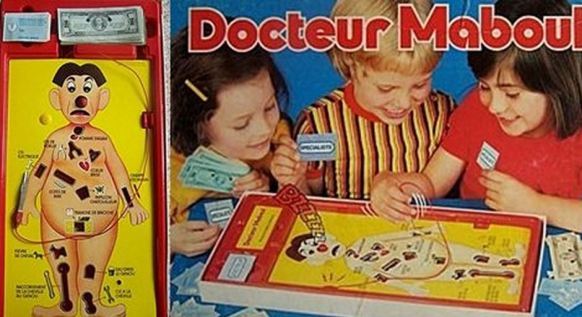 Docteur Maboull