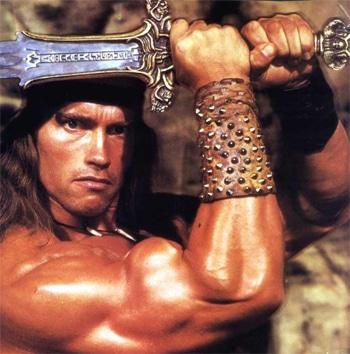 Conan le barbare 2011