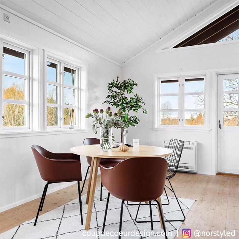 table de cuisine coup de cœur design