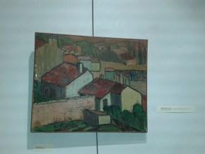 Jeanne Stiers-Les toits rouges