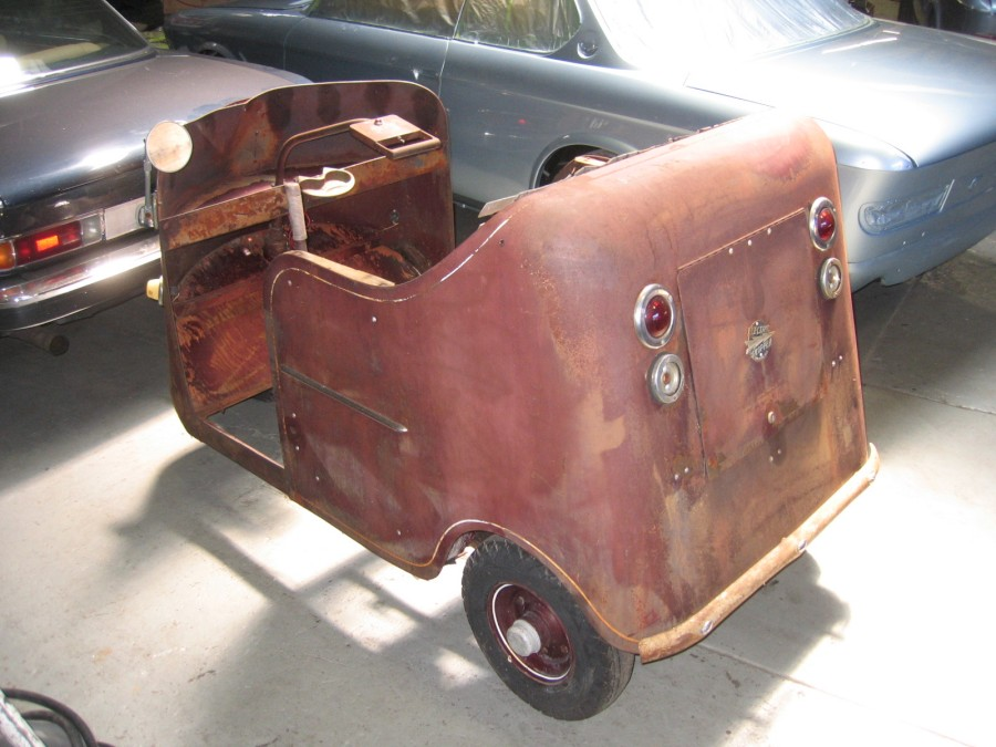 1952 Electric Shopper Coupe King