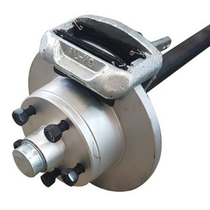 Axle Disc Braked Marine Kits