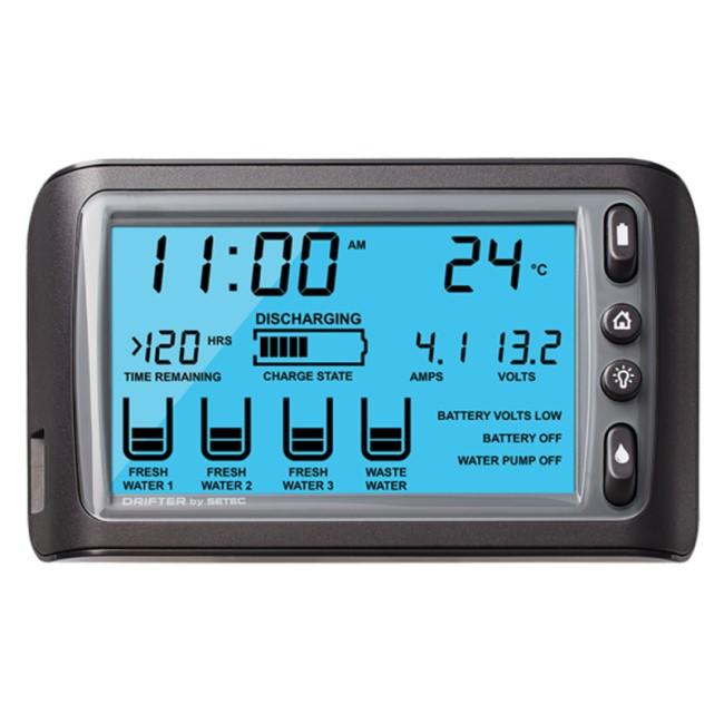 Drifter Battery Monitoring System