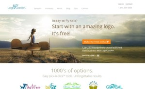 logo garden free coupon code offer deal