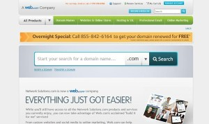 network solutions free coupon code discount offer deal