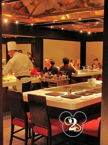 Disney Theme Park Restaurants
