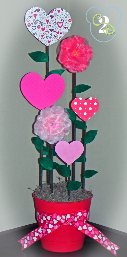 Valentines Day Craft Grow Your Own Hearts