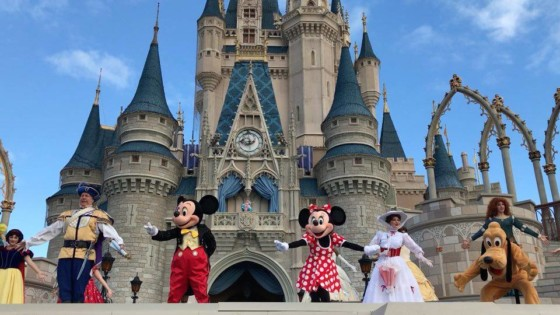 New Welcome Show Opening Procedures At Magic Kingdom