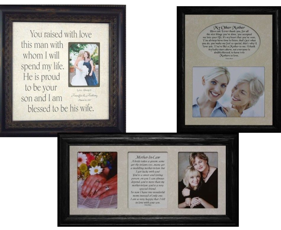 mother in law gift ideas christmas photo frame