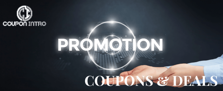promotion coupons and deals