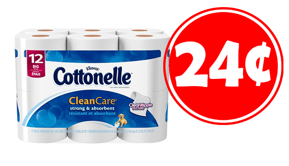 graphic about Cottonelle Printable Coupon identified as 24¢ Cottonelle Tub Tissue - Simply just Print Coupon - CouponMom Blog site