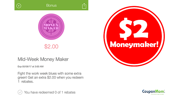 Easy 2 Moneymaker 3 Days Only Couponmom Blog