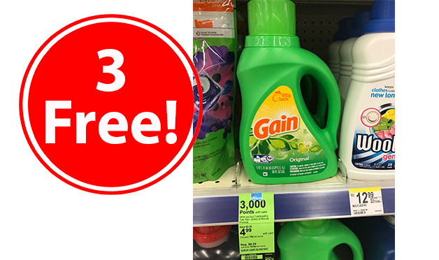 photo regarding Free Printable Gain Laundry Detergent Coupons called 3 Cost-free Financial gain Detergent - CouponMom Site