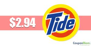Tide $2.94
