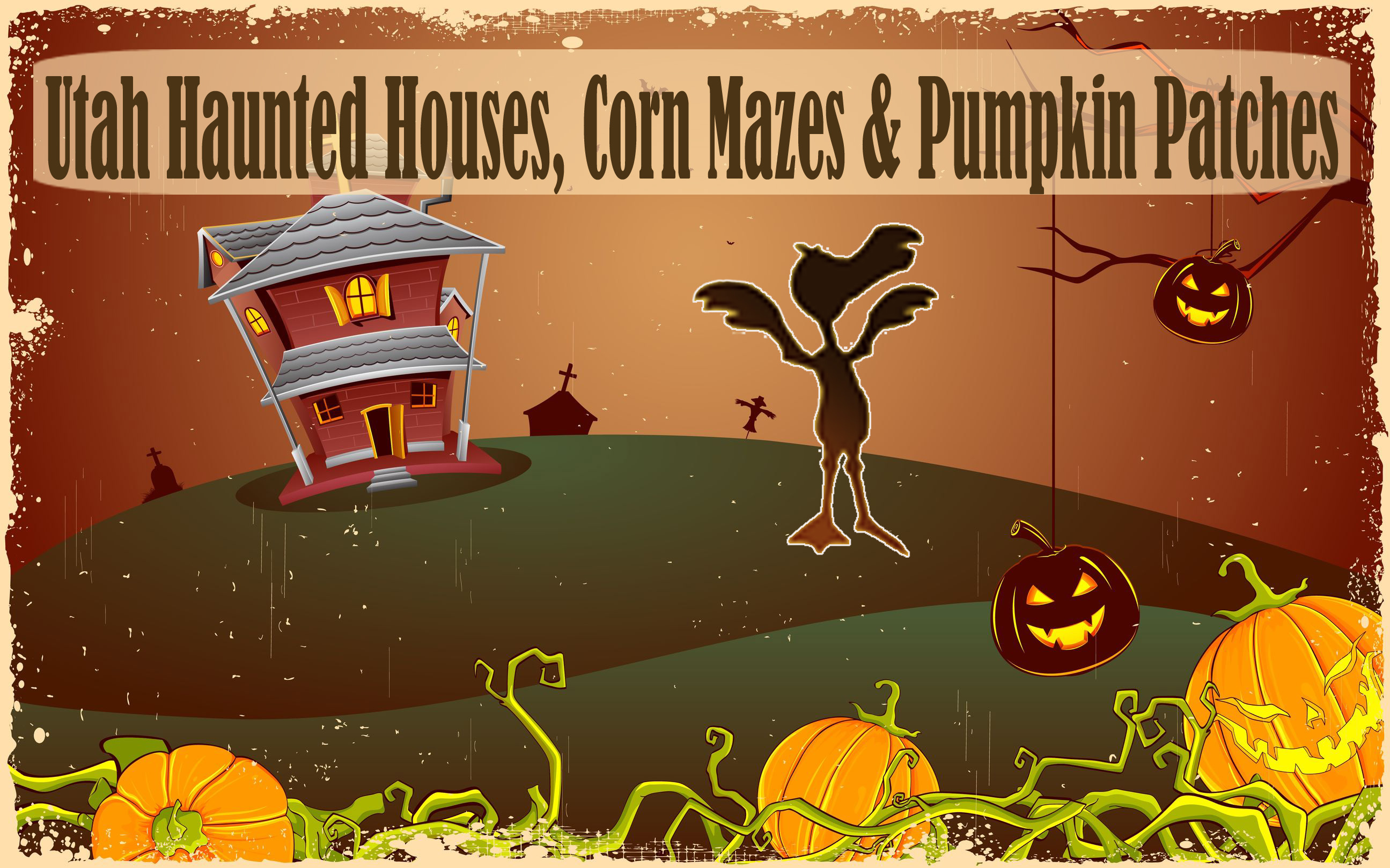 Utah Haunted Houses Corn Mazes Pumpkin Patches And Halloween Events