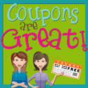 Coupons are Great!