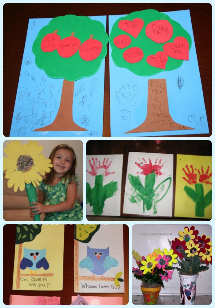 Grandparents Day Crafts Ideas