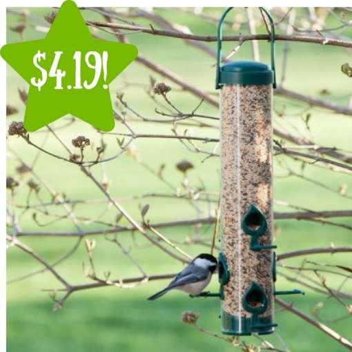 Walmart  Perky Pet Classic Wild Bird Feeder Only  4 19  Reg   9 26    Walmart  Perky Pet Classic Wild Bird Feeder Only  4 19  Reg   9 26