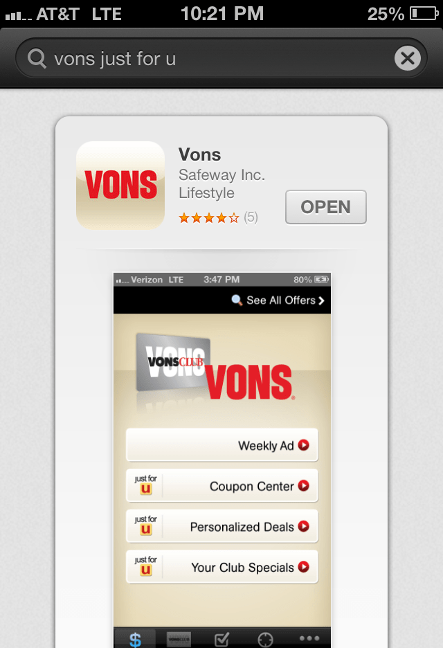 how to add 5 friday to your vons card coupon tradester
