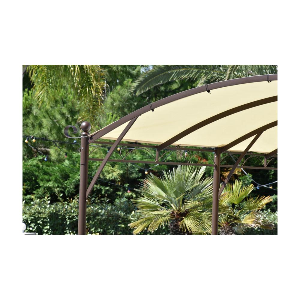 https www cour et jardin fr accessoires tonnelle pergola 1877 toile universelle de tonnelle murale 4x3m 8934951600212 html