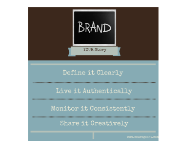 Branding – Keeping YOUR Story Fresh