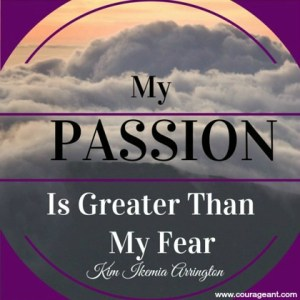 Greater Than Fear…