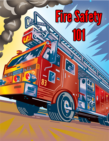 Fire Safety 101 - Home Fire Safety Checklist & Facts About Fire