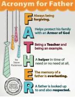 Father acronym