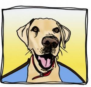 Dog paw clip art created by Dog-Paw-Print.com - Dog Acronym