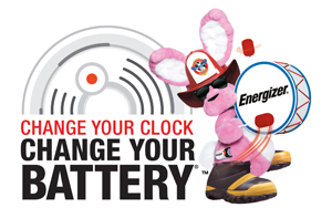 Change Your Clocks, Change Your Batteries