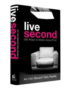 LiveSecond book image