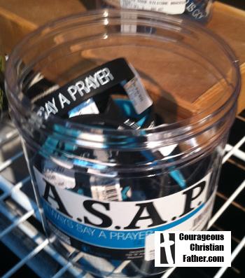 ASAP Bracelets - ASAP Christian Acronym