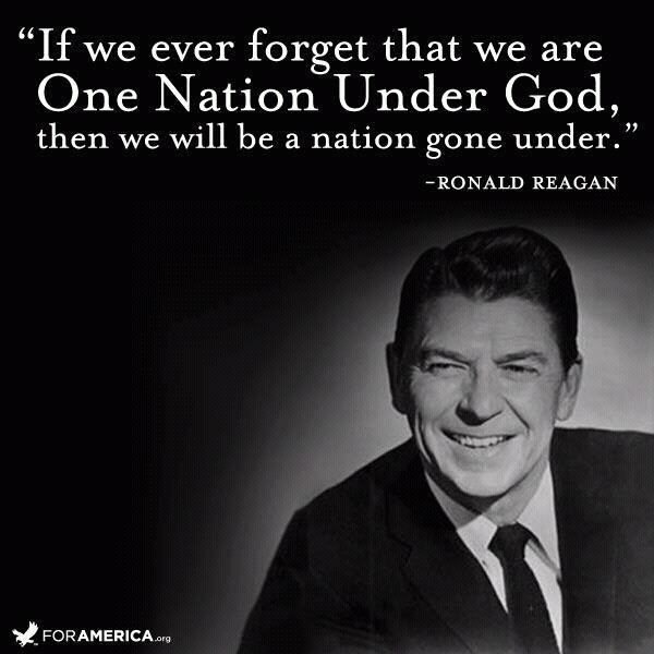 Ronald Reagan Quotes Amazing If We Ever Forget Quote By Ronald Reagan