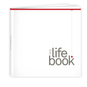 Image of what the the life book looks like - life book movement