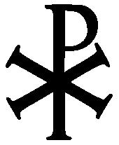 Written labarum - xmas