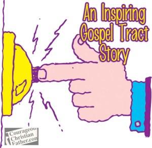 An Inspiring Gospel Tract Story