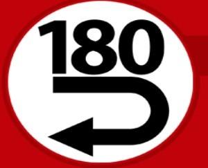 180 Logo