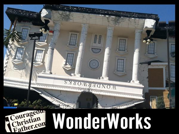 WonderWorks of Pigeon Forge, TN