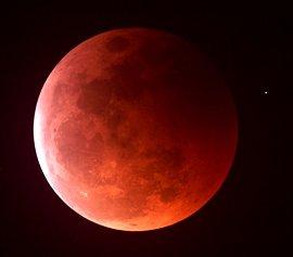 Blood Moon - NASA