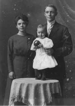 The Caldwell Family, Missionaries