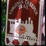 Virginia Creeper Trail Sign
