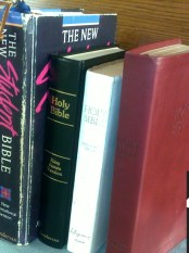 Stack of Bibles - Half of Americans Think Bible Is Best Hope for Politicians