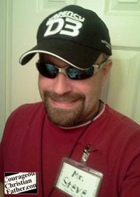 Mr. Steve, Agency D3 Youth Cadet Supervisor, Piedmont Baptist Church - Steve Patterson