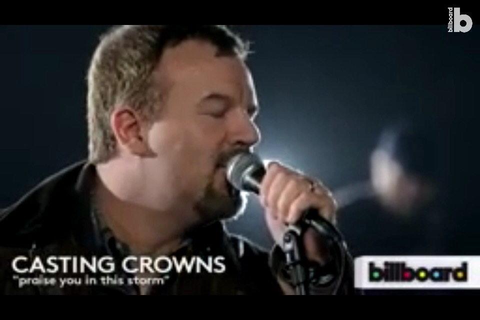 Praise You in the Storm - Casting Crowns