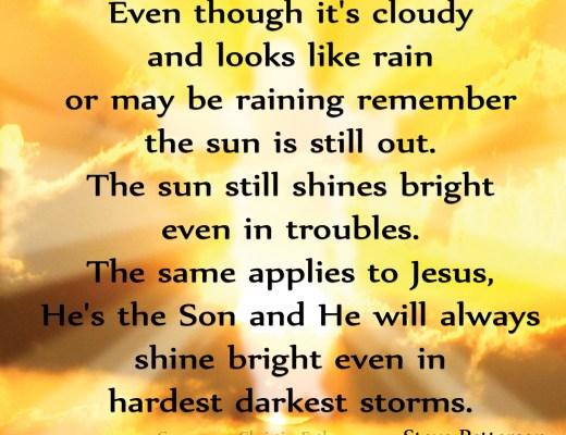 Son Sun Shine by Steve Patterson