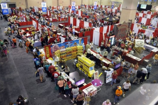 Food City Food Show (Photo: KnoxNews)
