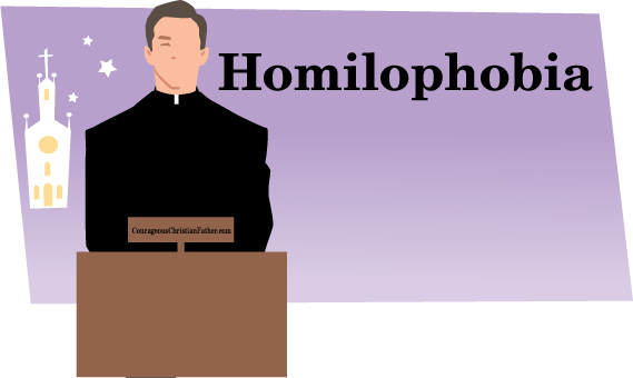 Homilophobia - Fear of Sermons