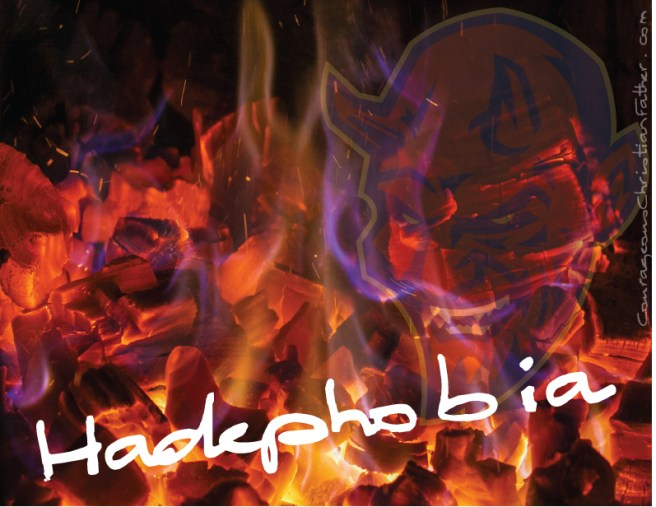 Hadephobia (Fear of Hell / Fear of Hades)