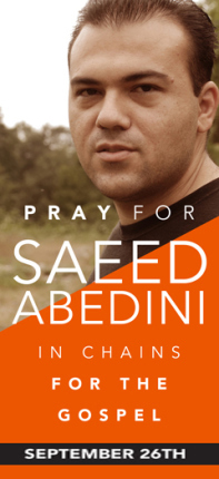 Pray for Saeed Abedini